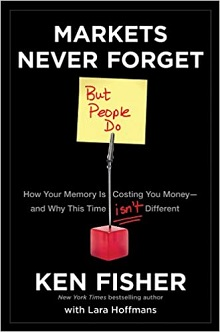 book cover for 'Markets Never Forget (But People Do)'