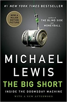 book cover for 'The Big Short'