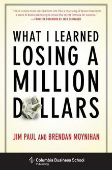 book cover for 'What I Learned Losing a Million Dollars'